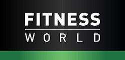 Fitness Worlds logo